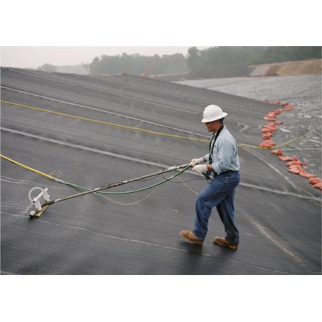 Leak Location Services Inc Geomembrane Survey Liner Integrity Surveys ASTM Bare Liner