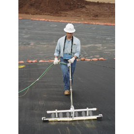Leak Location Services Inc Geomembrane Survey Liner Integrity Surveys ASTM Bare Liner