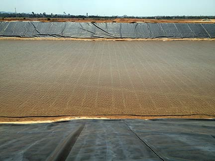 Leak Location Services Inc Geomembrane Survey Liner Integrity Surveys ASTM Liner