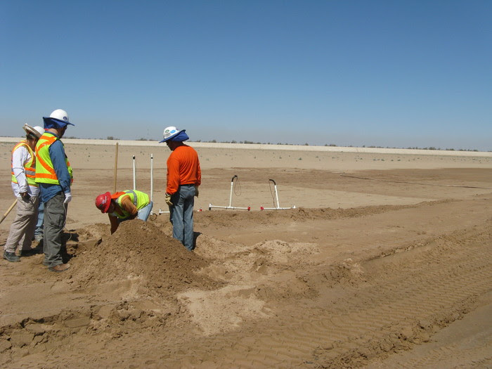 LLSI Leak Location Services Inc Geomembrane Survey Liner Integrity Survey ASTM Soil Surveys