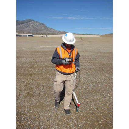 Leak Location Services Inc Geomembrane Survey Liner Integrity Surveys ASTM Soil